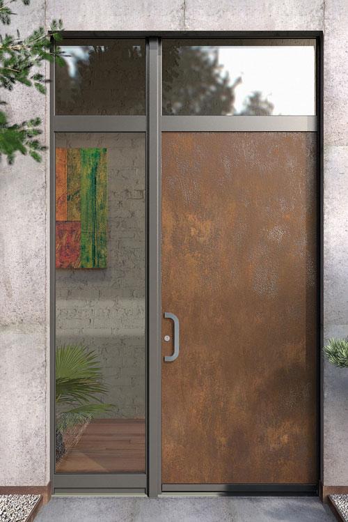 Πόρτες Εισόδου Ασφαλείας