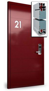 Πόρτα Ασφαλείας Exalco